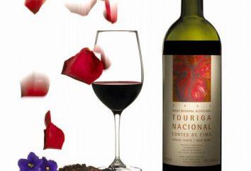 Delicious vino portoghese: una recensione, composizione delle specie e recensioni