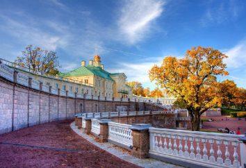 Lomonosov Sehenswürdigkeiten (Oranien)