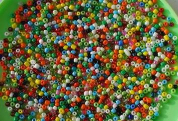 Baum der Perlen: mit ihren Händen (Foto)
