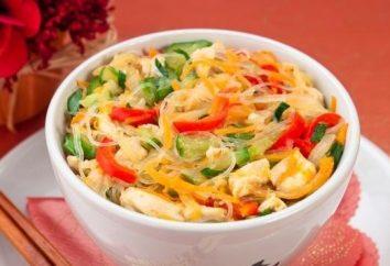 """Tasty """"kitayschina"""": piatti Funchoza"""