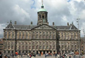 Pałac Królewski, adres Amsterdam, fotografia, architektura, real
