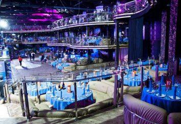 Discoteca Club Space Moscou: endereço, foto, revisões
