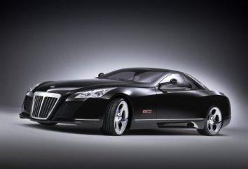 """Maybach Ekselero"" – supercar allemande pour 8 millions $"