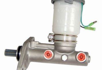 Nous apprenons un peu plus sur le principal cylindre de frein
