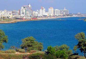 Un voyage en Israël en Décembre, le temps, la mer commentaires vacances