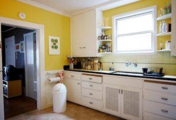 Jak ozdobić ścianę w kuchni: praktyczne porady