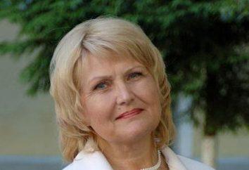 Attrice Svetlana Varetskaya: biografia, filmografia, foto