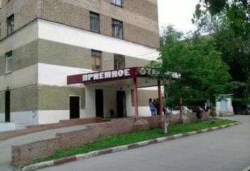 GBUZ SGKB loro №1. N. I. Pirogova – Ospedale (Samara), che ha una reputazione positiva