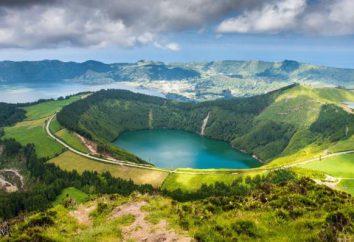 Atrações Açores: descrição e comentários