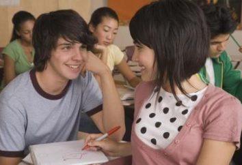 Wie eine Mitschülerin gefallen? Der große Erfolg von Tricks