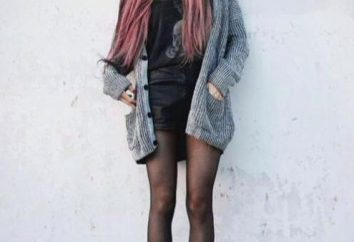 Miękkie grunge – styl w modzie. Miękkie Grunge: opis, funkcje i zalecenia