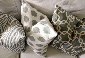 Fazer um travesseiro decorativo com as mãos