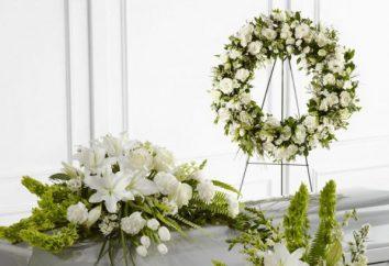 Interpretacja marzeń. Jak wygląda wieniec pogrzebowy?