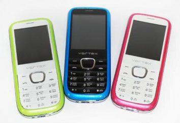 Telefon Vertex: Cechy i opinie