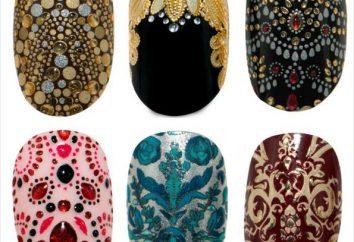 Comment utiliser le curseur nail design?