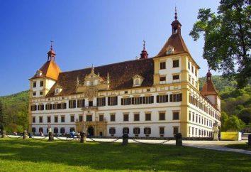 Château d'Eggenberg en Autriche