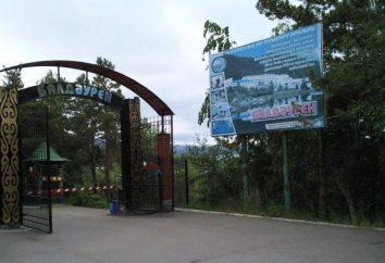 """acampamento educacional para crianças """"Baldauren"""" (Cazaquistão / Kokshetau)"""