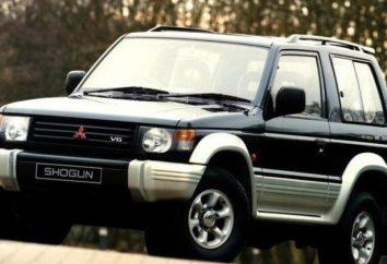 """""""Mitsubishi Pajero 2"""": Características, opiniones, fotos"""