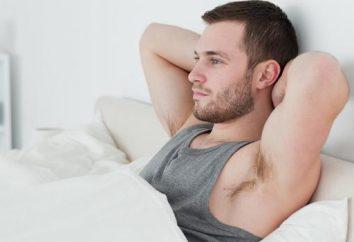 ¿Por qué los chicos en la mañana? ¿Por qué los hombres se levanta por la mañana?