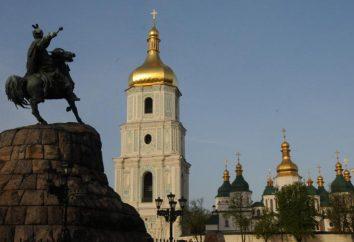 Kiev ancienne – la capitale de l'ancienne Russie. Kiev ancienne: l'histoire et l'architecture
