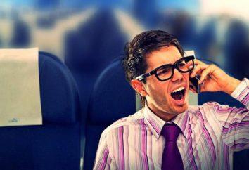 Lo que es más molestos pasajeros durante el vuelo?