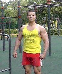 Sergei Sivets: Workouts und Diät für Gewichtsverlust
