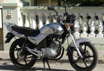 Yamaha YBR 125 – opinie. Specyfikacje, Cena, Zdjęcie