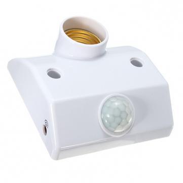 Schema Collegamento Lampada Con Sensore Di Movimento : Come collegare un sensore di movimento per la lampadina