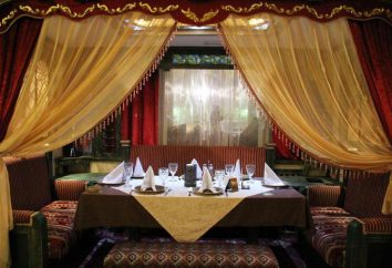 Ocena Kazań restauracje: nazwiska, adresy, menu. Recenzje popularnych restauracji w mieście