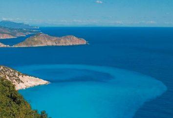 Cefalonia, in Grecia. Isole della Grecia: Cefalonia