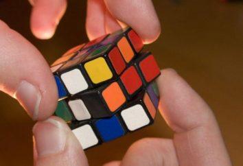 Les scientifiques ont appris à recueillir Cube de Rubik en 20 mouvements
