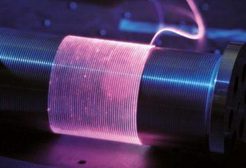 laser a fibra itterbio: il dispositivo, il principio di funzionamento, potere, produzione, uso