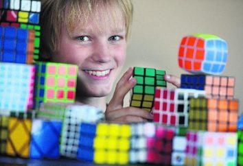 Como montar 2×2 cubo de Rubik. 2×2 cubo de Rubik algoritmo de montagem
