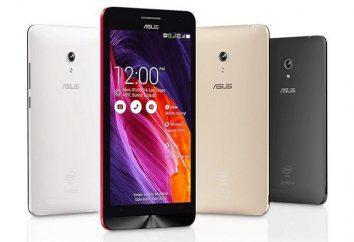 Teléfono Asus ZenFone 6: Revisión de los modelos, opiniones de clientes y expertos