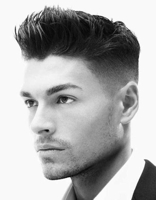 Fade Haircut Opis Popularne Męskie Fryzury