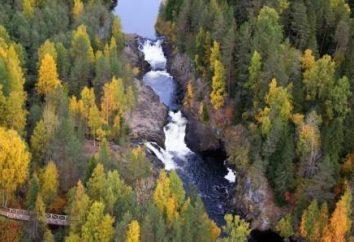 Karelskie wodospady – naturalne piękno Rosji