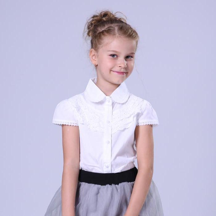 weiße elegante blusen
