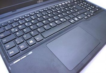 Laptop Fujitsu Lifebook A512: alle Details