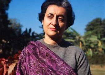 Indira Gandhi biografia e la carriera politica