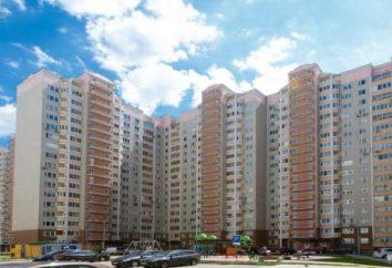 Nowe osiedle w Moskwie z konstruktora, aby zakończyć: wykończenia i układy