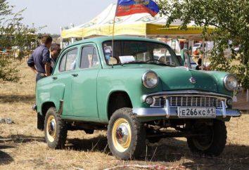 """Car """"moskwicz 410"""": specyfikacje techniczne, tuning i opinie"""