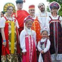 Rosyjskie stroje ludowe. Kostiumy narodu rosyjskiego