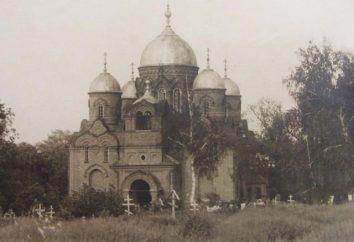 Penza, Katedra Wniebowzięcia: Opis, historia, harmonogram usług