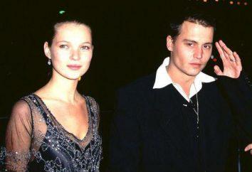 Dzhonni Depp e Kate Moss storia d'amore e di separazione