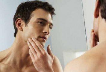 Espuma de afeitar – elemento deseado del proceso de
