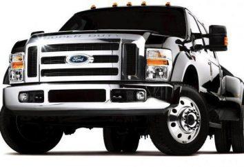 Ford F 450 – brutal SUV