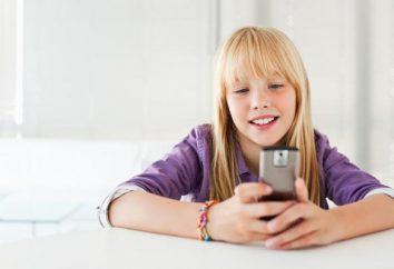 Mejor teléfono celular de los niños: consejos sobre cómo elegir y opiniones de los padres