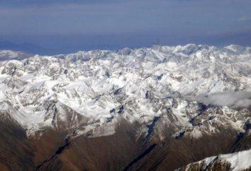 Pamir – as montanhas da Ásia Central. Descrição, história e fotos