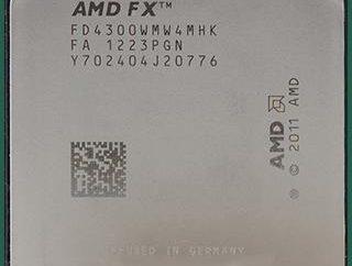AMD FX-4300 Procesor: opis i opinie