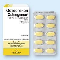 "médicaments ""Osteogenon"". Mode d'emploi"